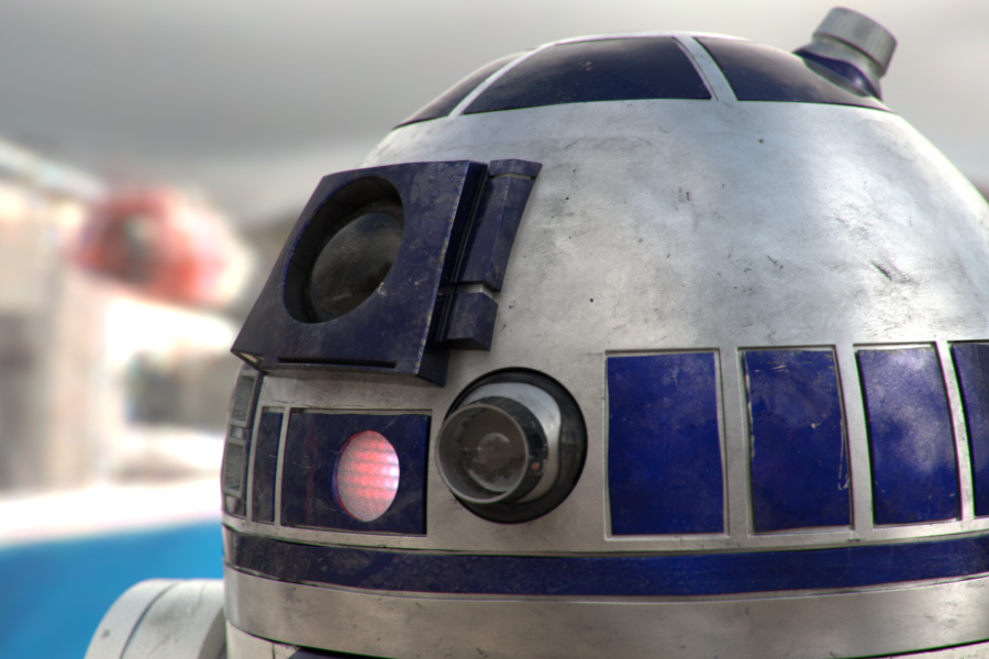 star wars the visual dictionary r2 d2