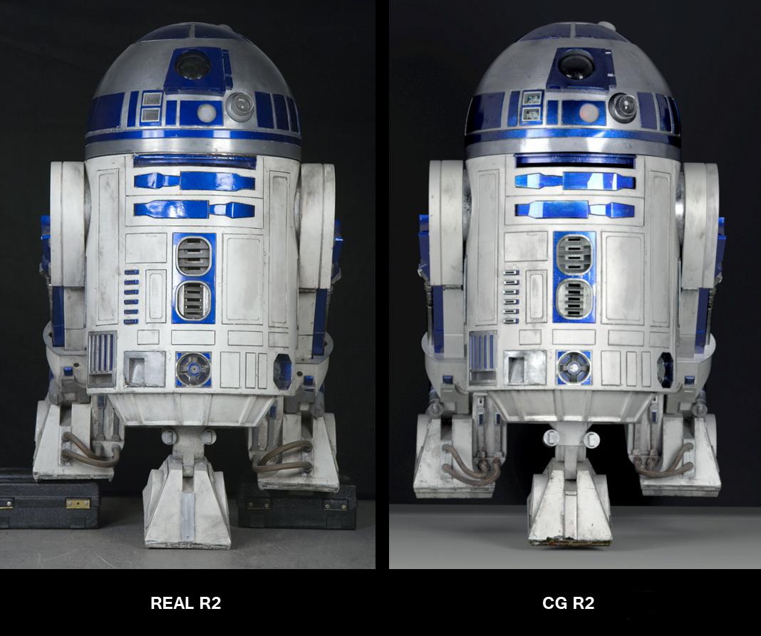 R2d2 360 View CGTalk - R2-D2 ...